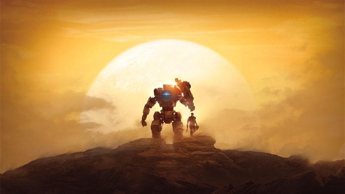 Titanfall 2 2017 Game HD Wallpaper Views:330