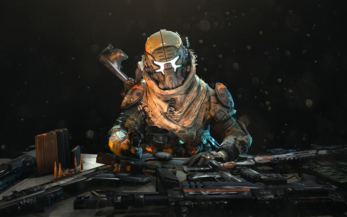 Titanfall 2 black market 2017 Game HD Wallpapers Views:1100