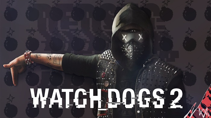Wrench in watch dogs 2 2017 Game HD Wallpapers Views:1059