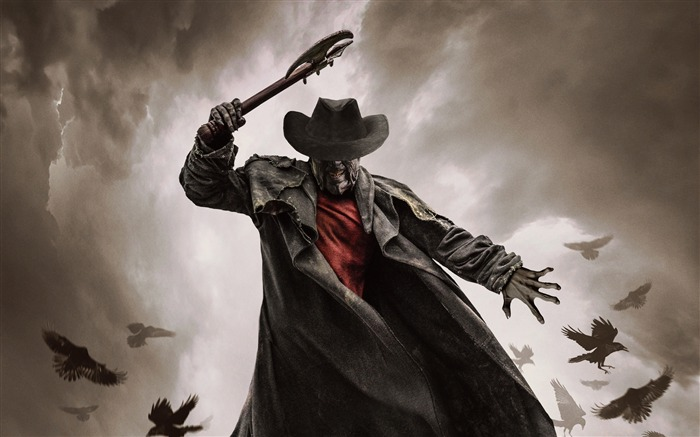 2017 Jeepers Creepers 3 4K HD Poster Views:976