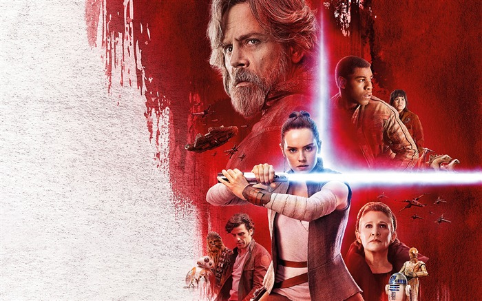 2017 Star Wars The Last Jedi 4K Views:938