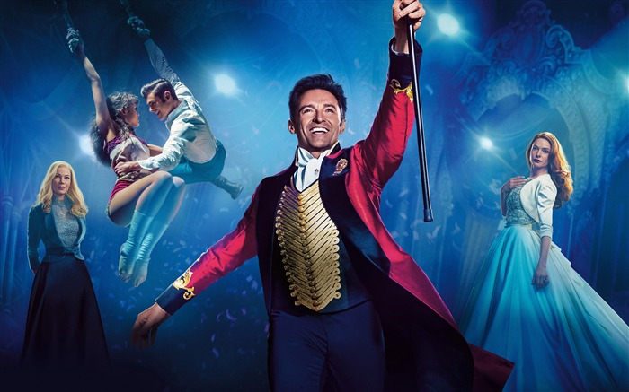 2017 The Greatest Showman 4K HD Poster Views:1072