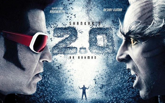 2 Indian 2018 movies 4K HD Poster Views:975