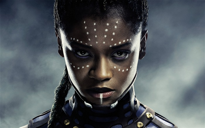 Black Panther Letitia Wright 2017 4k HD Views:95