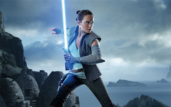 Daisy Ridley 2017 Star Wars The Last Jedi Views:703