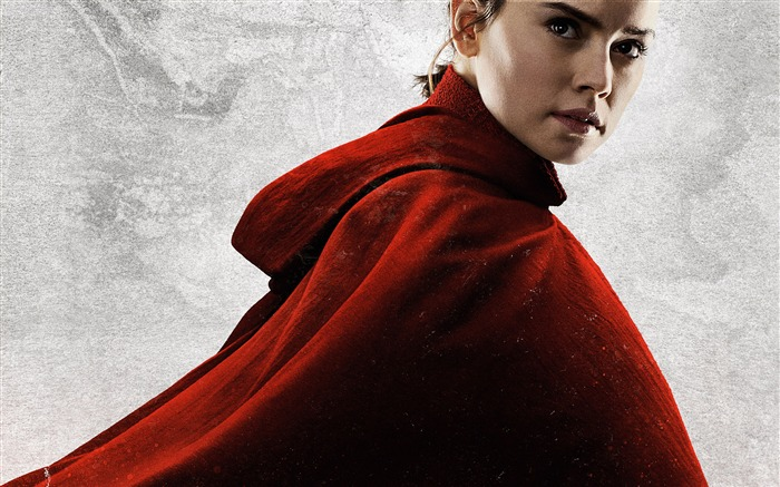 Daisy Ridley Rey 2017 Star Wars The Last Jedi Views:658