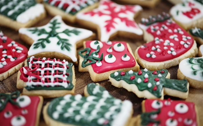 Delicious christmas cookies 2017 4K High Quality Views:868