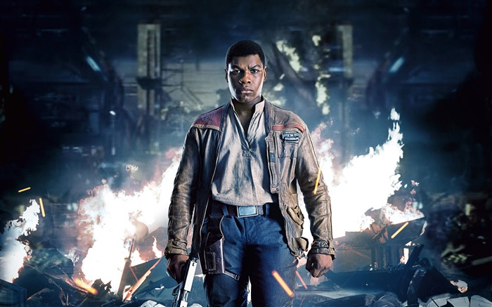 John Boyega 2017 Star Wars The Last Jedi Views:413
