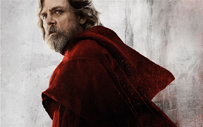 Luke Skywalker 2017 Star Wars The Last Jedi Views:701