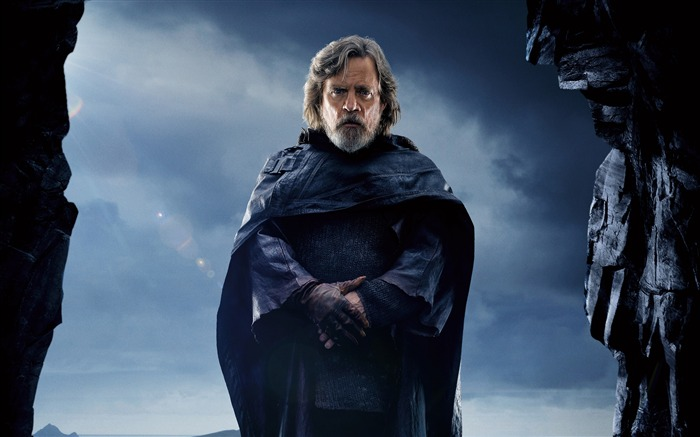Mark Hamill 2017 Star Wars The Last Jedi Views:532