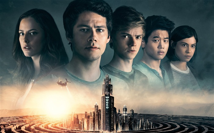 Maze Runner The Death Cure 2018 4K HD Poster Views:1018
