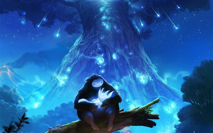 Ori and the blind forest 2017 4K HD Game Views:376