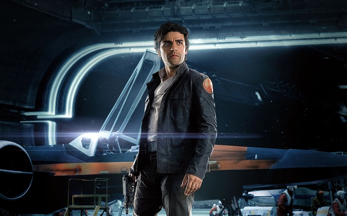 Poe Dameron 2017 Star Wars The Last Jedi Views:577