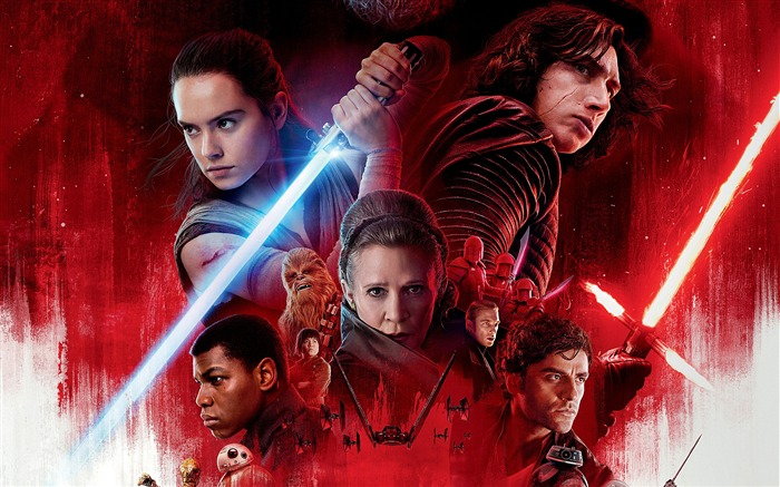 Star Wars The Last Jedi 2017 Movies 4K Views:768