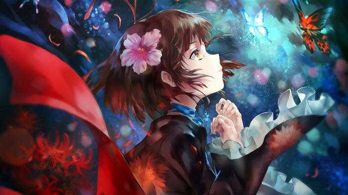 Image Result For Anime Girl Hd Wallpaper