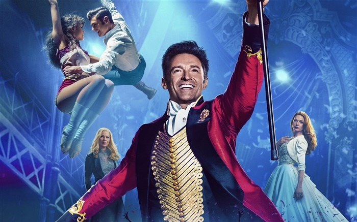 The Greatest Showman 2017 movies 4K HD Poster Views:1053