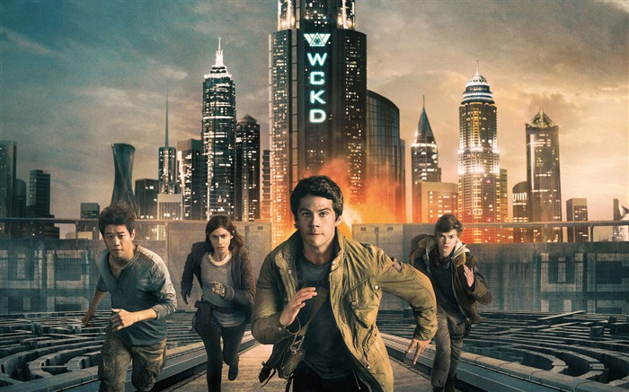 Maze Runner The Death Cure 2018 Movie HD Views:4743 Date:1/14/2018 8:50:21 AM