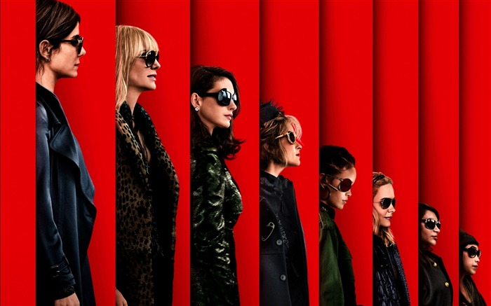 Oceans 8 Movie 2018 HD Poster Views:4875 Date:1/14/2018 8:56:09 AM
