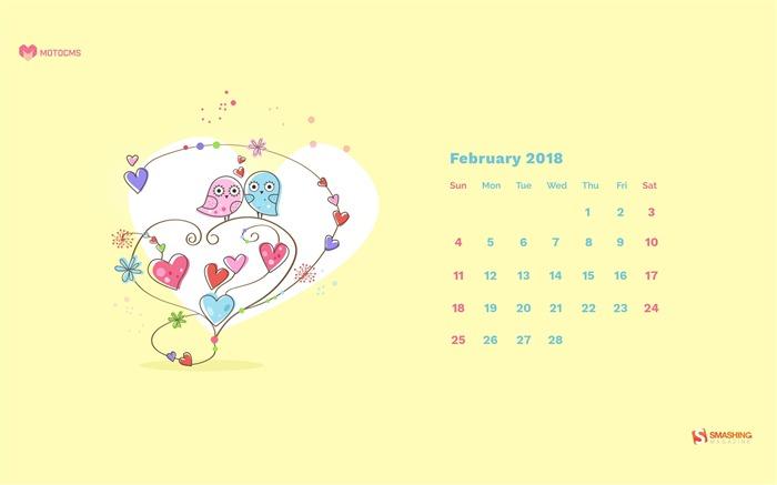 february 2018 calendars desktop hd wallpaper album list