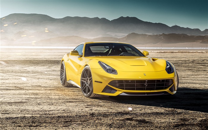 2018 Ferrari F12 Berlinetta Car Views:1024
