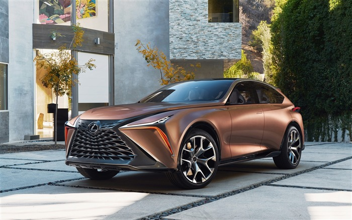 2018 Lexus LF 1 Limitless Concept Car Views:1103