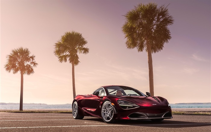 2018 McLaren MSO 720S Nerello Red Views:7454