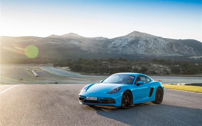 2018 Porsche 718 Boxster GTS Cayman Views:943