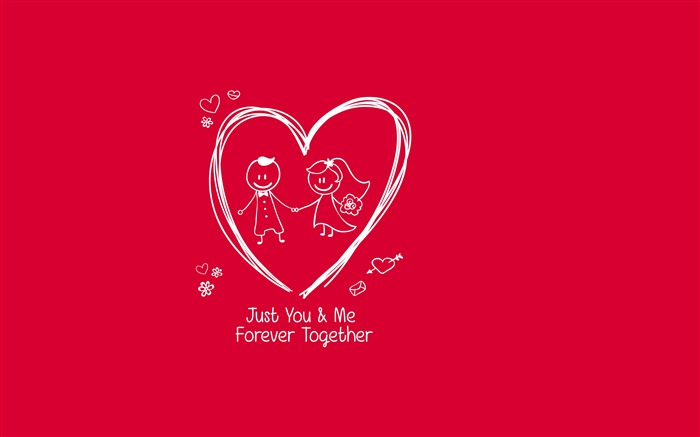 Forever Together Valentine Day 2018 Views:434