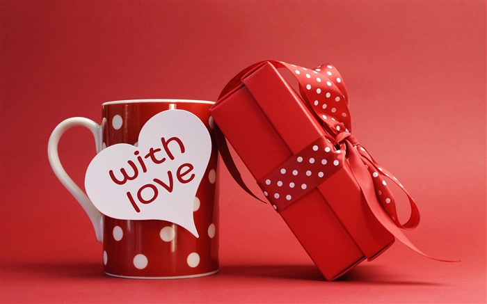 Gift cup love 2018 Valentine Day Views:620