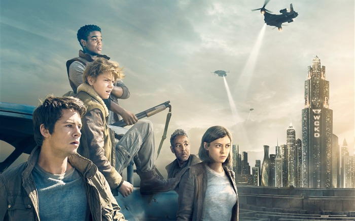 Maze Runner The Death Cure 2018 Movie Views:572