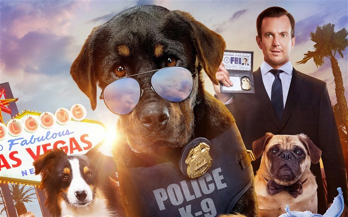 Show Dogs 2018 Movie Poster 4K HD Views:1971