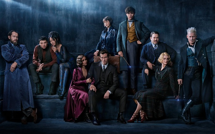 2018 Fantastic Beasts The Crimes of Grindelwald Views:933