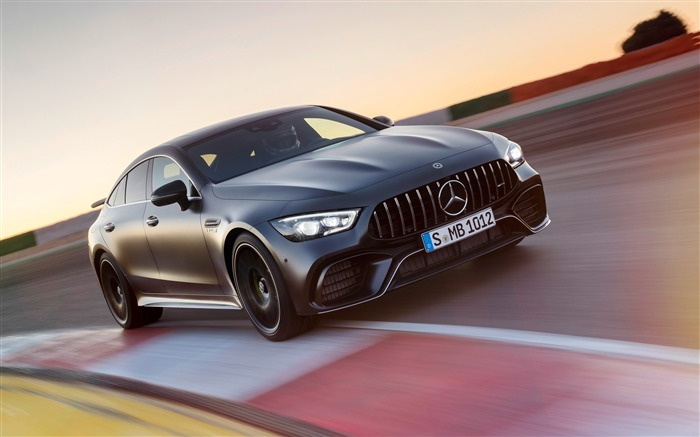 2019 Mercedes-AMG GT 4-Door Coupe Views:10599
