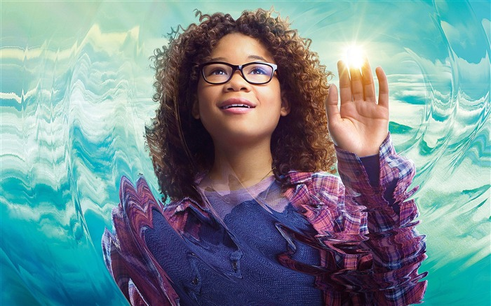 A wrinkle in time Movie 2018 Poster Views:1464