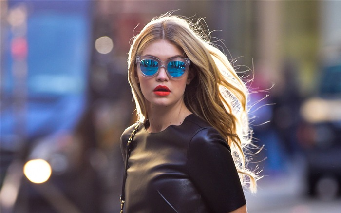 Gigi Hadid Supermodel 4K Photo Views:1593