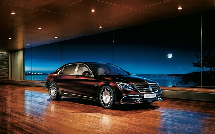 2018 Luxury Brand Car HD Second Series Views:8996