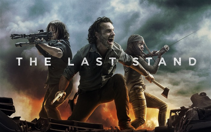 The last stand 2018 Andrew Lincoln Views:1105