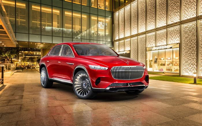 2018, Mercedes, Maybach, Luxe, Marque, 4K Vues:102