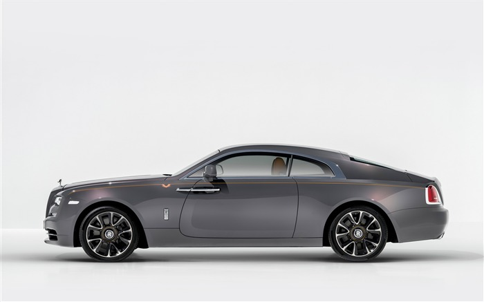 2018 Rolls-Royce Wraith Luminary 4K Views:4812 Date:5/7/2018 9:54:48 AM