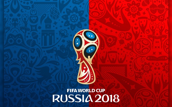 FIFA World Cup Russia 2018 Red Blue Confrontation Views:3594