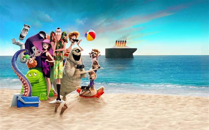 Hotel Transylvania 3 Summer Vacation 2018 Films Views:6655 Date:5/29/2018 8:23:42 AM