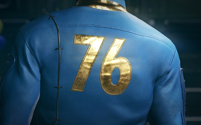 2018 Fallout 76 Video Game Poster Views:169