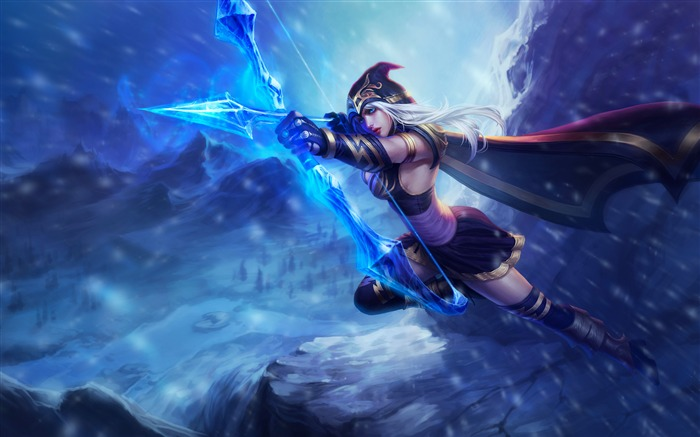 2018, League of Legends, videojuego, cartel Vistas:495