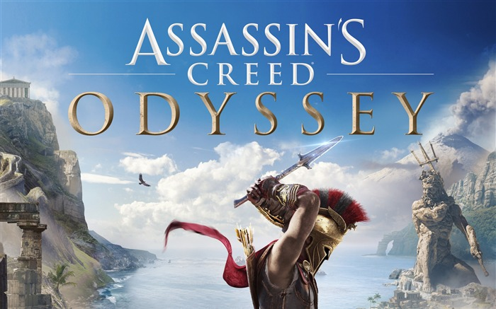 Assassins Creed Odyssey 2018 Game 4K Poster Views:393