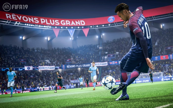 FIFA 19 World Cup R3 Game 2018 Poster Views:919