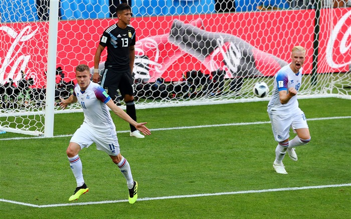 FIFA World Cup 2018 Iceland Alfred Finnbogason Views:3170 Date:6/17/2018 3:59:32 AM