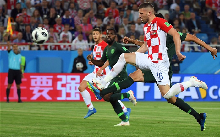 FIFA World Cup Russia 2018 Croatia VS Nigeria Views:3918 Date:6/17/2018 4:02:34 AM