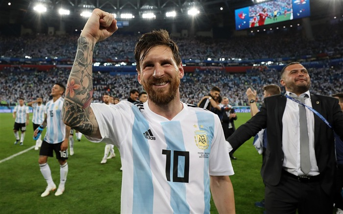 Russia 2018 World Cup Argentina Lionel Messi Views:5662 Date:6/27/2018 8:23:22 AM