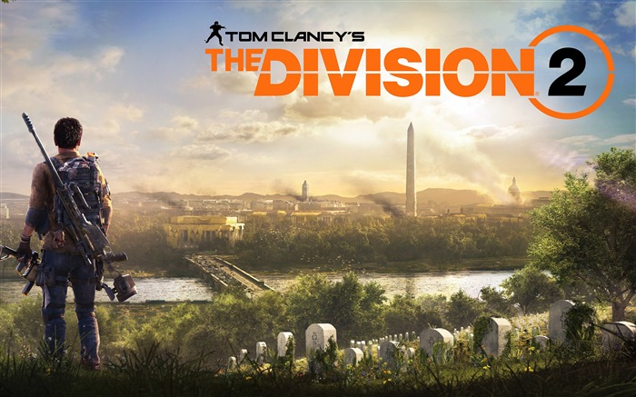 Tom Clancys The Division 2 Game 2018 Poster Views:247