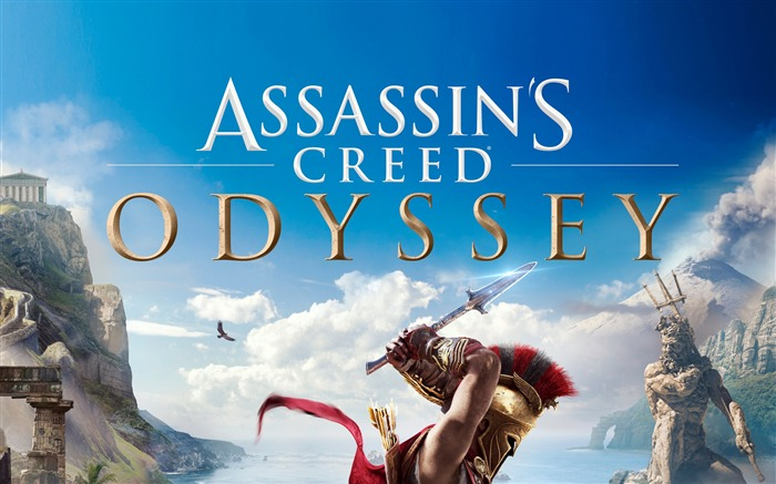Assassins Creed Odyssey 2018 Game HD Poster Views:3143 Date:7/15/2018 7:20:20 AM